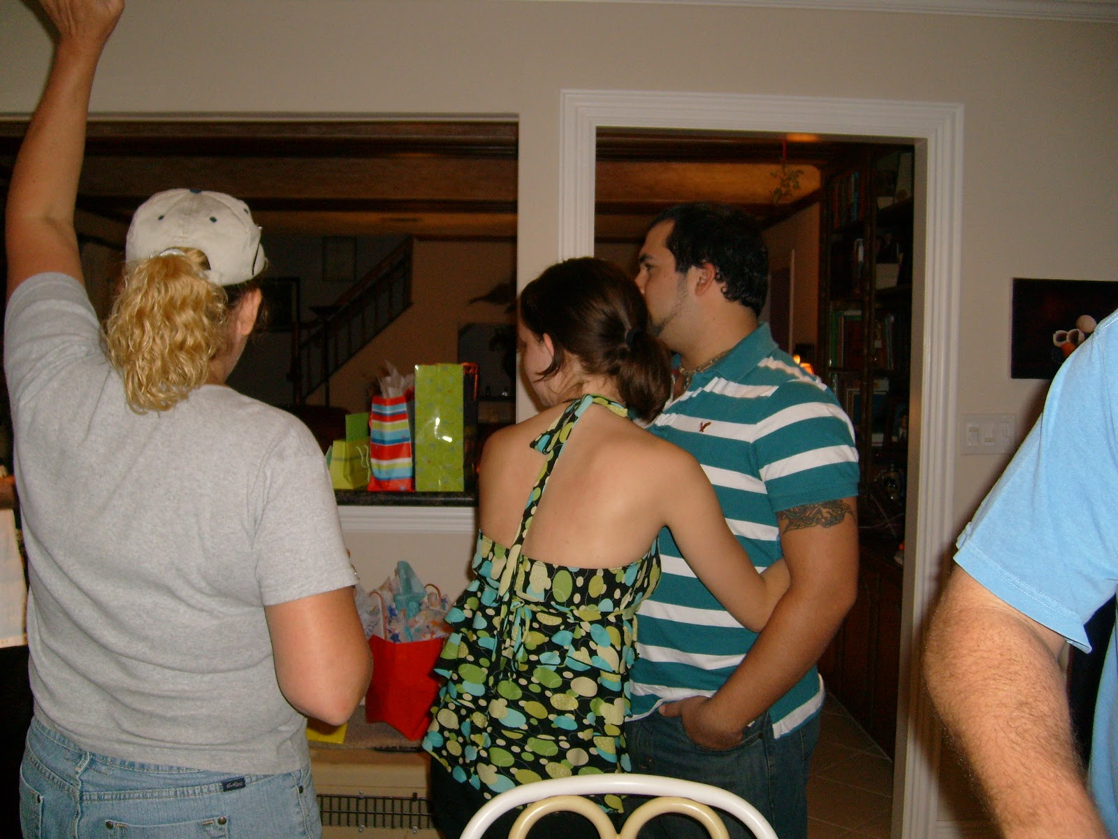 August Birthdays Party 2007 - S7300393.JPG