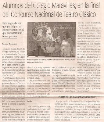 El noticiero (Benalmádena) 10 Junio 2010
