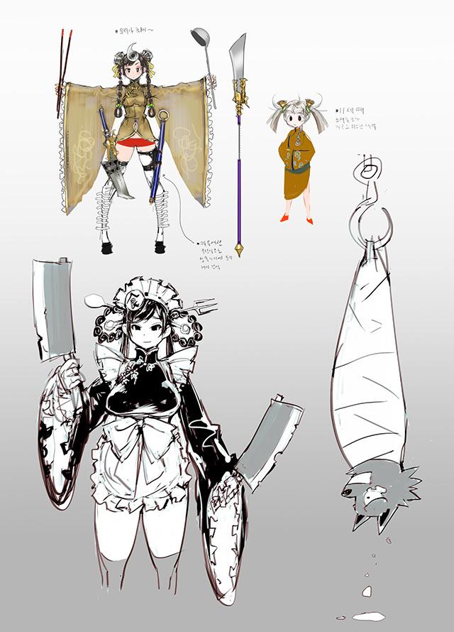 Ngắm tạo hình nhân vật Lynn trong Mabinogi Heroes - Ảnh 2