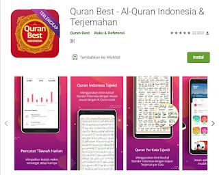 alquran best aplikasi alquran indonesia terbaik