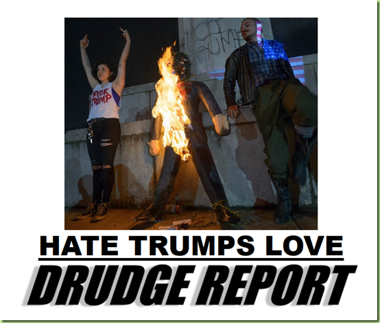 hate trumps love