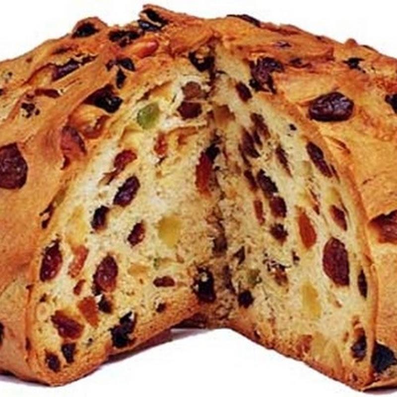 Il pandolce genovese è un dolce tipico del periodo natalizio (ma non solo) della tradizione ligure e genovese in particolare.