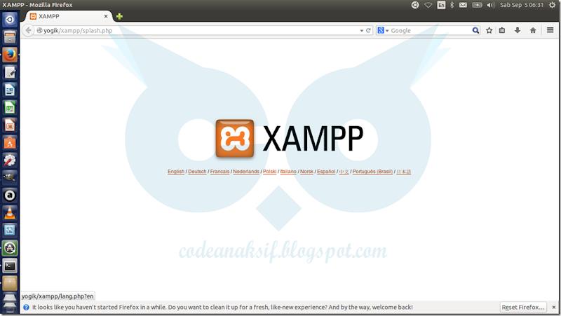 Cara Mudah Install XAMPP di Ubuntu Linux
