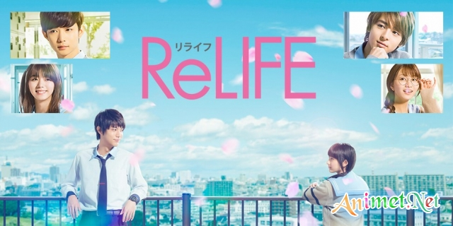 ReLIFE Live Action - ReLife
