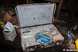 An ACME first aid kit!