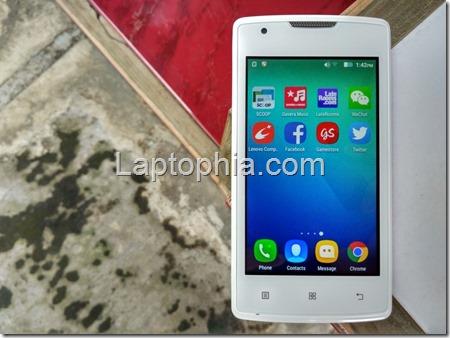 Review Lenovo A1000 Android Lollipop Murah