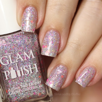 Glam Polish Peach Has Got It