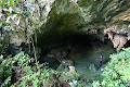 The impressive entrance to Stone Horse Cave | photo © Matt Kirby