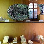 Château d'Ecouen : oeuvres de Bernard Palissy