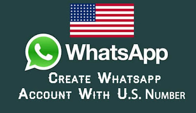 How To create USA, UK and other foreign Numbers For WhatsApp and other onlineb purposes Working 2021