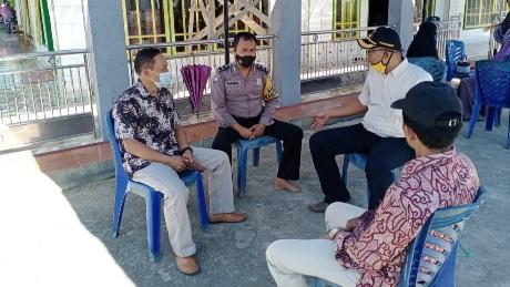Alhamdulillah! Keinginan Warga kecamatan Payakumbuh Selatan  Untuk Ikut Vaksinasi Covid-19 Meningkat