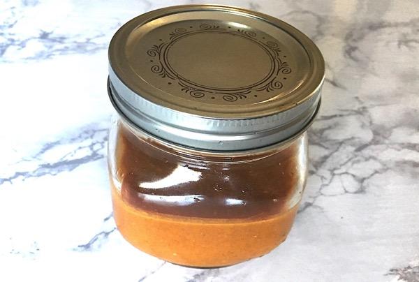 Pumpkin Epsom Salt Scrub 2