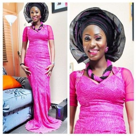 The Best Nigerian Lace Styles Amp Colours Fashion 2d