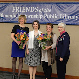 L-R: Christy Forhan, Gina Gregory, Sue Williams, Helen Jane Peters
