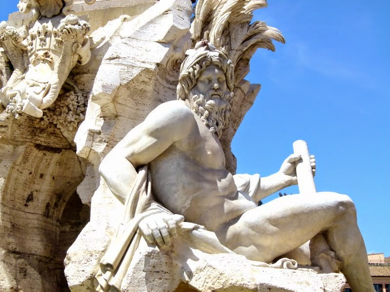 Blog de leblogababa : Le Petit Monde de Baba, Piazza Navona....