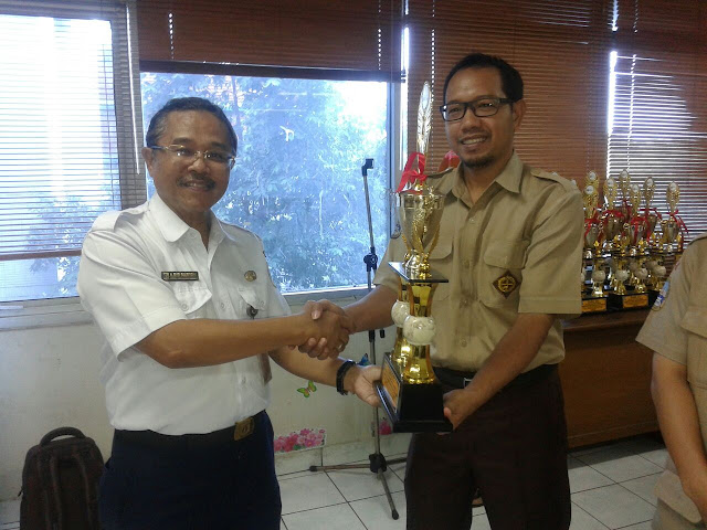 Juara III OGN Matematika