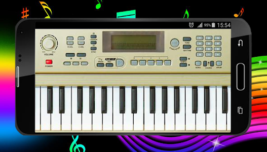 Online Piano Virtual Keyboard screenshot 1