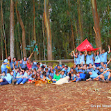 Campamento Inauguración 2014-2015
