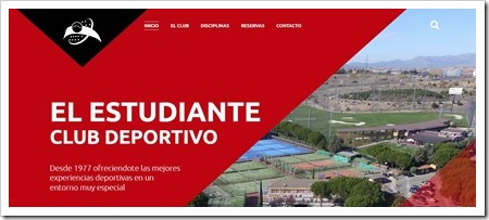 El Club El Estudiante celebra sus 40 años de vida.
