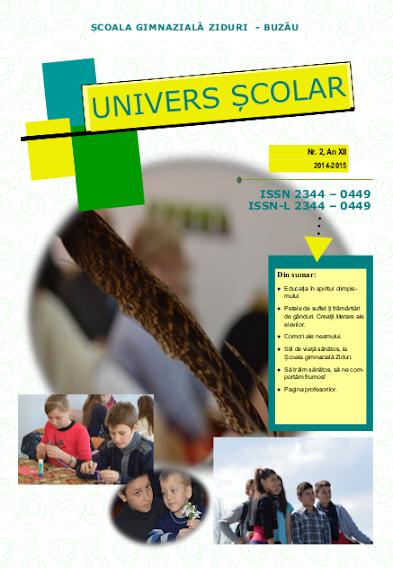 ed5 (ELECTRONIC - revistă scolara) univers scolar_ŞCOALA GIMNAZIALĂ_ZIDURI_ZIDURI_BUZAU