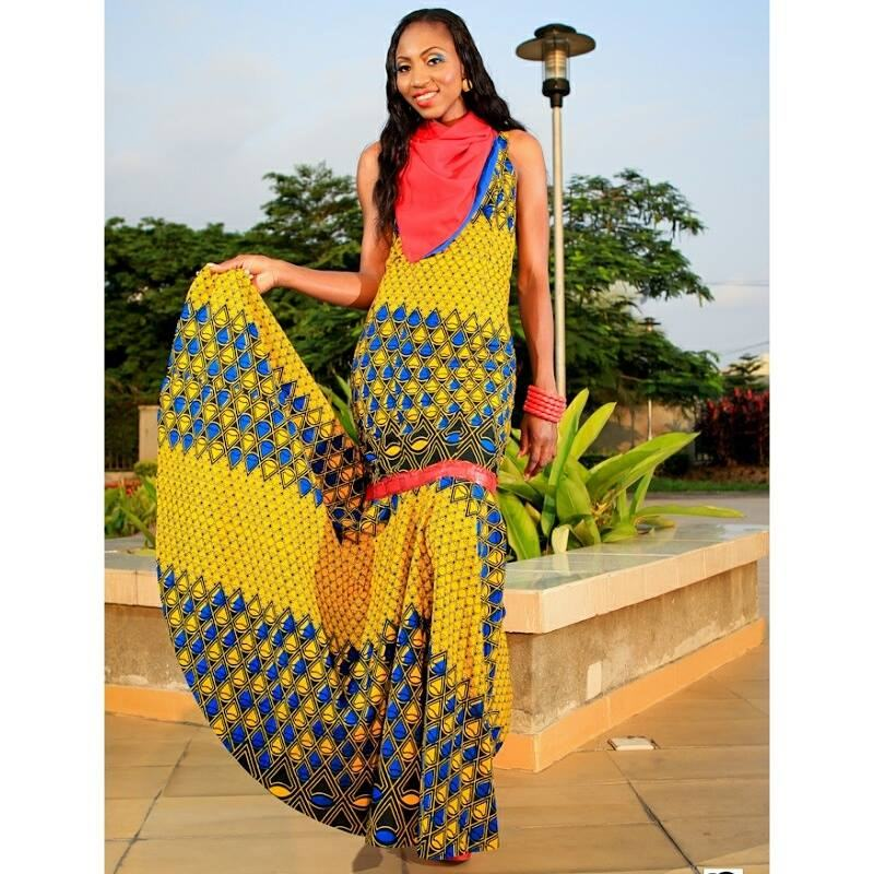 Latest Nigerian Chitenge Dresses 2017