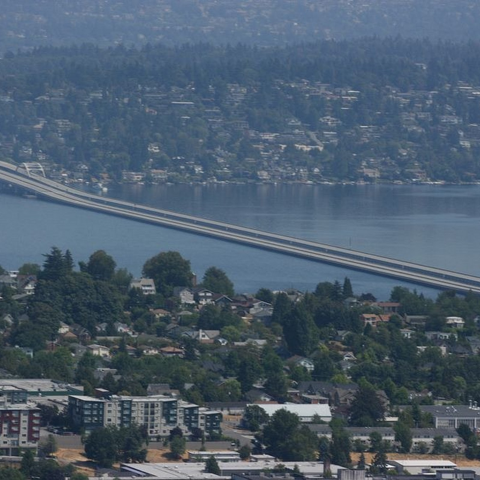 The Floating Bridges of Seattle