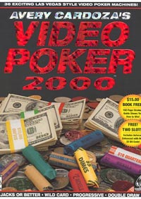 Avery Cardoza's Video Poker 2000 - Review By Alice Grass