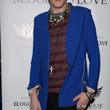 WWW.ENTSIMAGES.COM -   Lewis-Duncan Weedon   at     The Bloggers Love Collection - fashion show The Penthouse, 1 Leicester Square, London August 22nd 2013                                                   Photo Mobis Photos/OIC 0203 174 1069