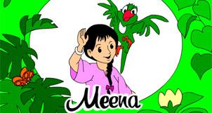 Resultado de imagem para Meena desenho