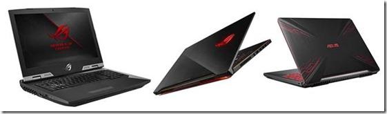 Asus Luncurkan Jajaran laptop Gaming Bertenaga Intel Core Generasi ke-8