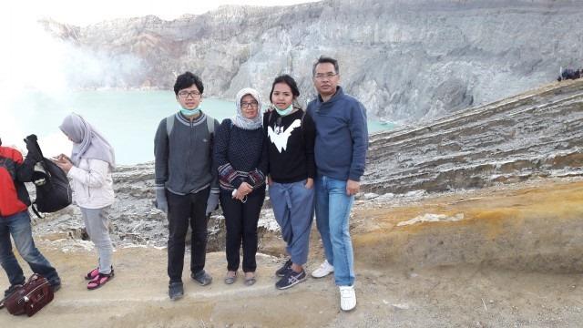 Foto Paket Tour Wisata Banyuwangi 3h2m - Dr Tinon Semarang - Kawah Ijen