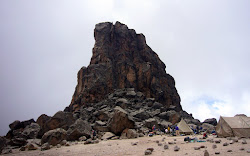 Lava Tower 4650m.