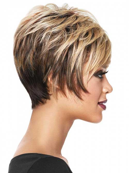 Cool Short Undercut Hair Back Look | Fashion Qe