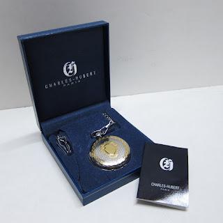Charles-Hubert NEW Pocket Watch