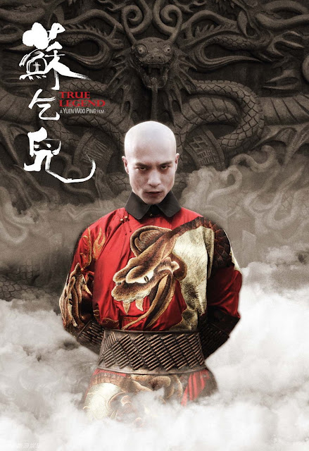 Phim True Legend - Mãnh hổ Tô Khất Nhi 2010