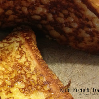 Epic French Toast! Recipe
