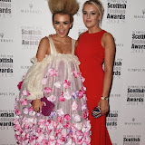 OIC - ENTSIMAGES.COM - Tessie Hartmann  and Tallia Storm at the Scottish Fashion Awards in London 3rdSeptember 2015 Photo Mobis Photos/OIC 0203 174 1069