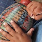 Sculptures et cuisson - San Juan de Oriente, Nicaragua