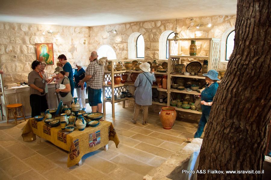 Женский монастырь Сёстер Вифлеема в Бейт Джамале. Экскурсия гида Светланы Фиалковой.