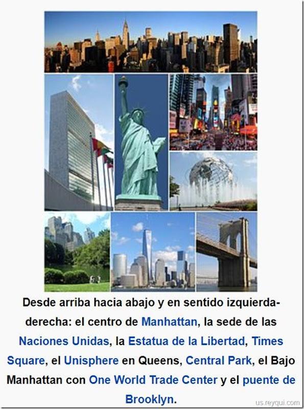 Ciudades estadounidenses