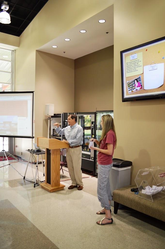 New Student Orientation Texarkana Campus 2013 - DSC_3135.JPG