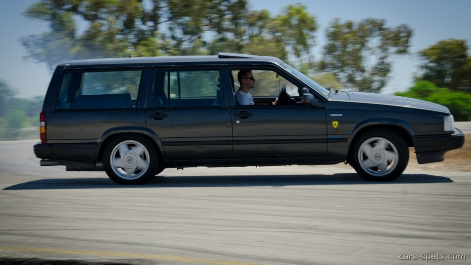 1992 Volvo 740 Wagon Specifications, Pictures, Prices