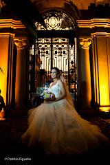 Foto 0807. Marcadores: 05/11/2011, Casamento Priscila e Luis Felipe, Fotos de Vestido, Glorinha Pires Rebelo, Rio de Janeiro, Vestido, Vestido de Noiva
