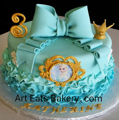 Specialty Girl S Birthday Cake Art Eats Bakery Taylor S Sc