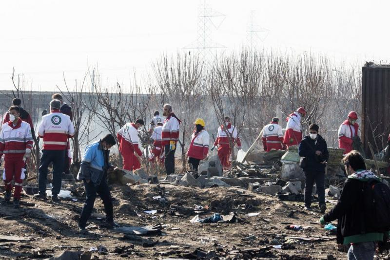 Iran Akui Tembak Jatuh Pesawat Ukrania: Ada Human Error