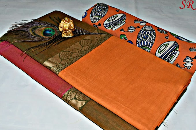 Latest Chettinad Sarees - Only Limited Quantity