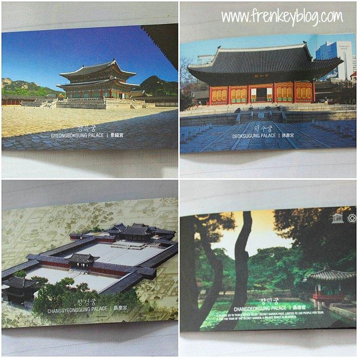 Ticket Integrasi Gyeongbokgung, Deoksugung, Changdeokgung, Changgyeonggung Palace