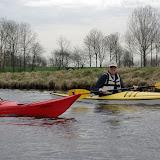 Koudehandentocht Kano Rijnland 14 april 2013