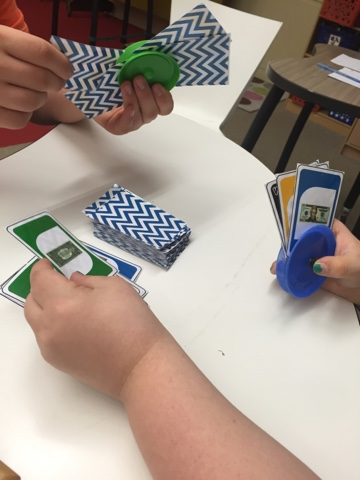 Play Money Uno & learn money and their values! Both coins and bills. Great for special education.