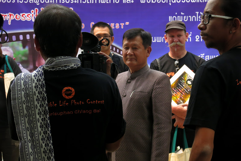Chiang Mai Province Governor Tanin Subhasaen